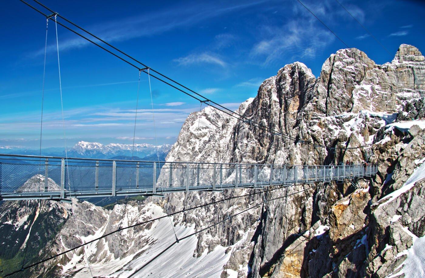 Urlaub am Dachstein Gletscher – Ewiges Eis in den Alpen