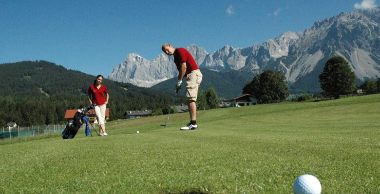 Golf in Ramsau
